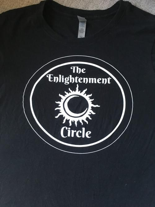 The Enlightenment Circle T-Shirts Are Here!!!