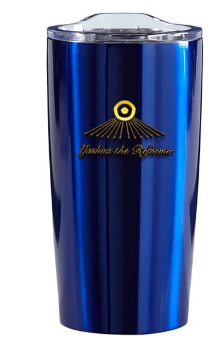 Reformer Sapphire Blue    20 oz. Stainless Travel