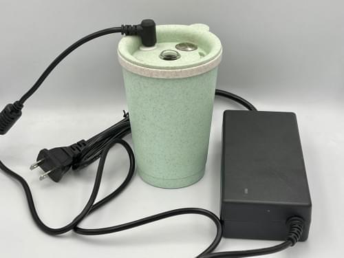 DynaCup Gen4 wall power Induction Heater