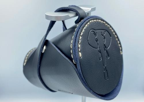 Leather carrying holster for DynaCup Gen 4 & Gen 4.1