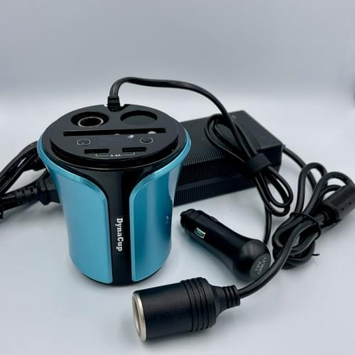 DynaCup Gen5 Wall (Car) Power Induction Heater for Dynavap vapcap