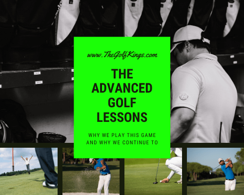 Advanced Digital Golf Lesson Course (Already Included With Membership)
