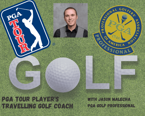 Hire A Golf Coach - PGA Tour Players ONLY