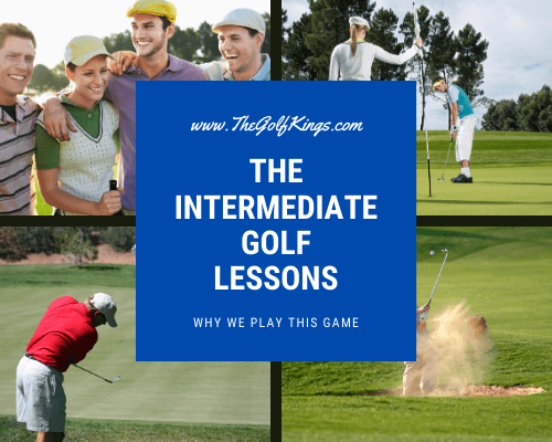 Intermediate Digital Golf Lesson Course (Already Included With Membership)