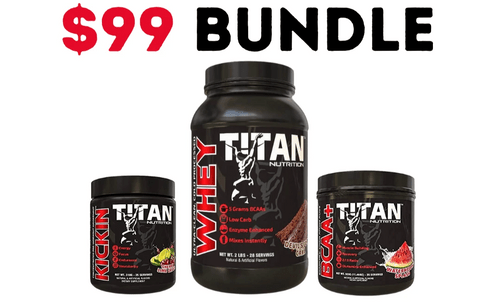 $99 Bundle- Any Pre-Workout, Any 2LB Protein, Any BCAA
