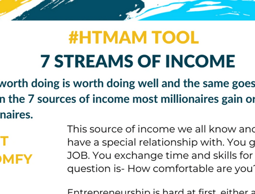 #HTMAM TOOL- 7 Sources of Income