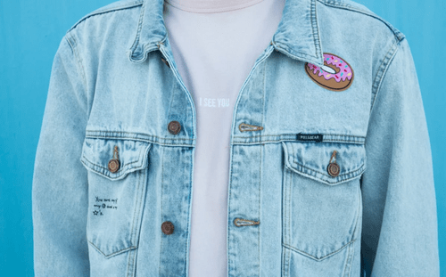 EMBROIDERED PATCHES 3
