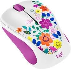 Mouse Inalabrico Logitech Design