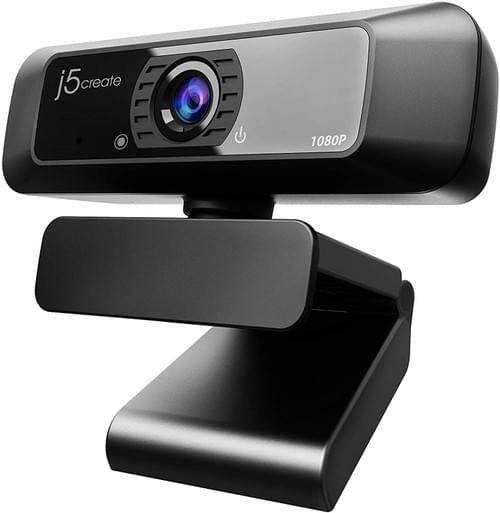 J5Create JVCU100 USB 1080P Cámara web Full HD