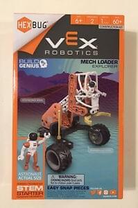 Hexbug Vex Robotics Mech Cargador Explorer