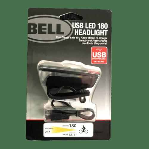 Bell Usb Led 180 Luces para Bicicleta