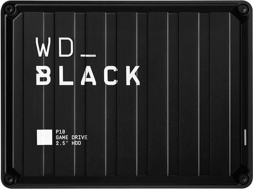 Disco Duro Externo Western Digital WD Black P10 2TB