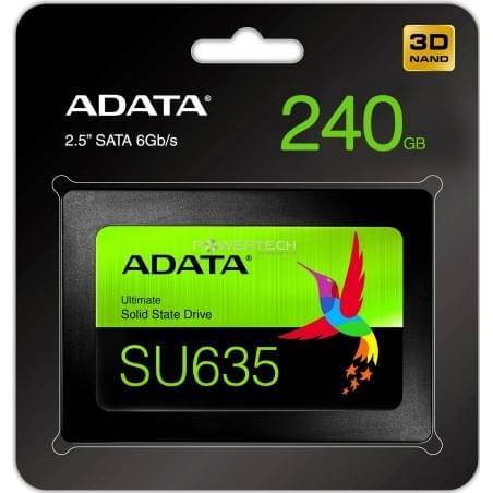 Disco Duro SSD Adata 240gb SU635