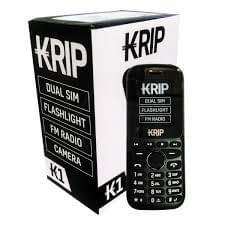 Telefono Celular Basico Krip K1 Dual Sim