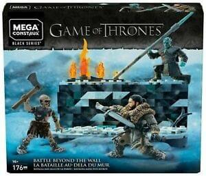 Mega Construx Black  juego de Tronos