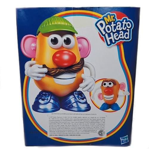 Mr Potato Head 11 Piezas Sombrero Verde Hasbro