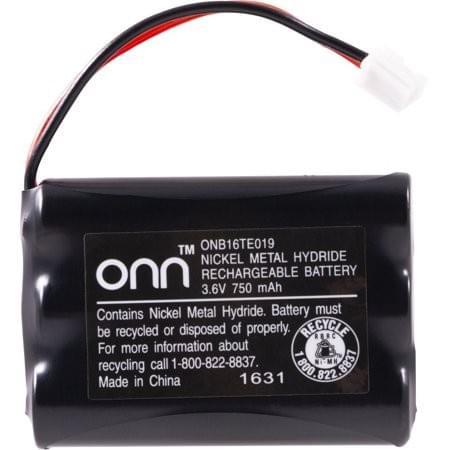 Batería del teléfono inalámbrico Onn 750mah
