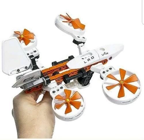 Hexbug Vex Robotics Aerial Drone Explorador Kit básico de construcción