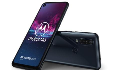 Celular Motorola One Action 4Gb /128Gb Rom