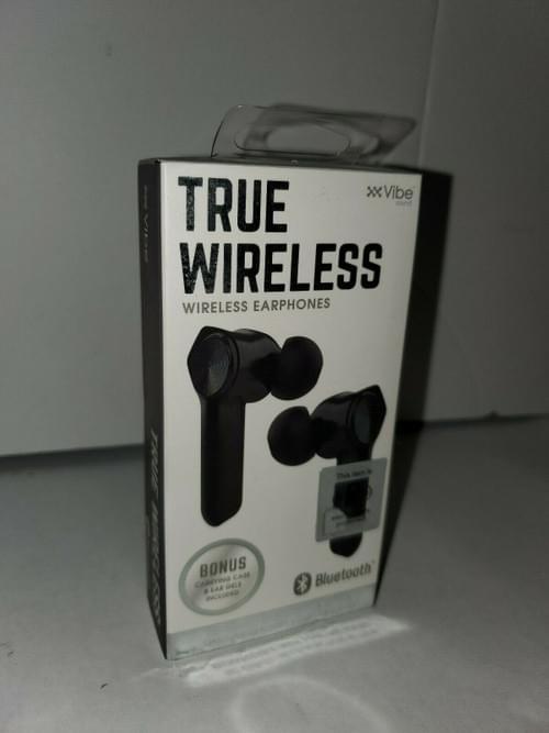 Audifonos Vibe True Wireless Bluetooth