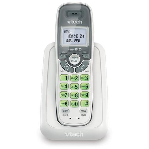 Teléfono Inalámbrico VTech CS6114 DECT 6.0 Con Identificador De Llamada