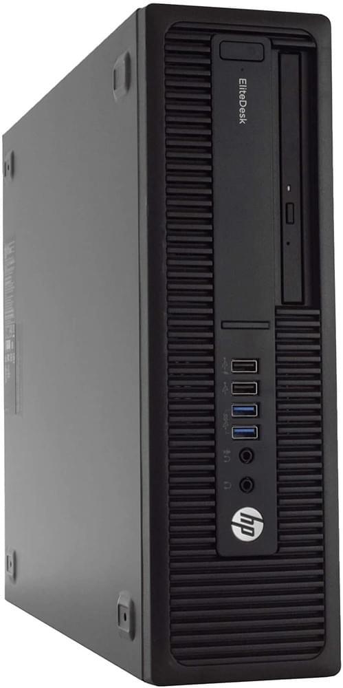 CompuHP EliteDesk 800 Core i5-4570S / 2.90 GHz Disco duro de 500 GB  4 GB de RAM