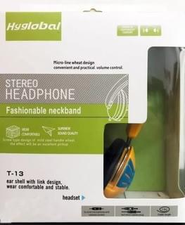 Audífonos Con Micrófono Stereo Hyglobal T-13