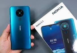 Celular Nokia 5.3 3Gb /64Gb Rom