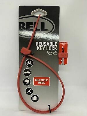 Cerradura de llave reutilizable Bell