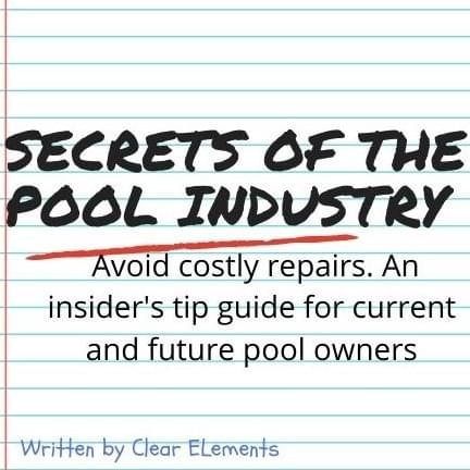Secrets of the Pool Industry
