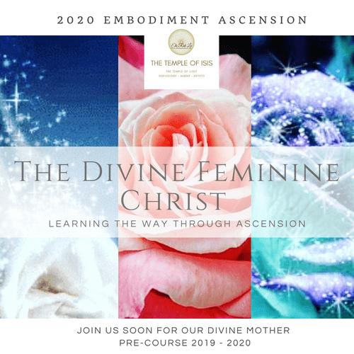 Divine Mother Pre-Course 2020