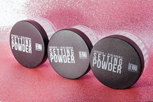 Setting powder