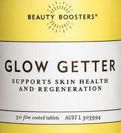Beauty Boosters Glow Getter