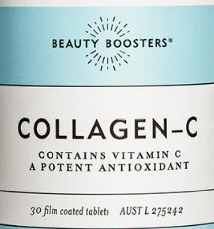 Beauty Boosters Collagen C - 30 tabs