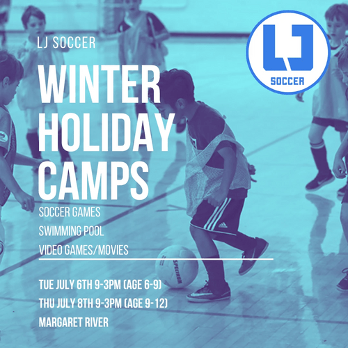 WINTER HOLIDAYS FULL DAY CLINIC