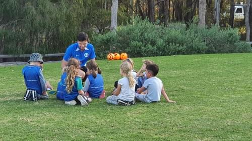FMR October School Holidays Group Session (Age 4-8)
