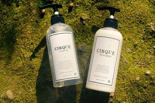 CIRQUE shampoo