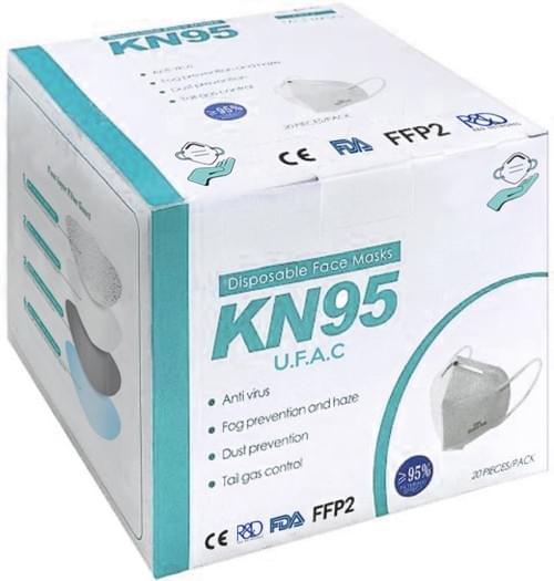 KN95 Mask (Minimum Order: 100,000)