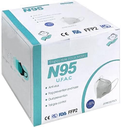 N95 Mask (Minimum Order: 100,000)