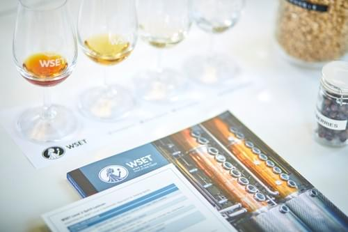 WSET Level 2 Award in Spirits ONLINE