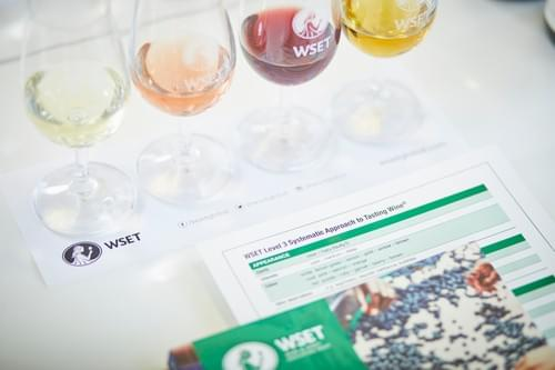 WSET Level 3 Award in Wines OFFLINE ENGLISH