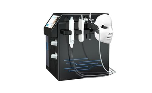 At home Hydrodermabrasion machine