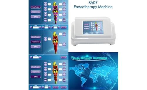 Lymphatic Massage Machine