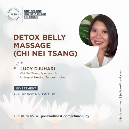 Detox Belly Massage (Chi Nei Tsang)