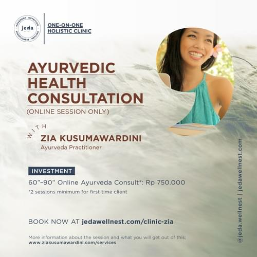 Ayurvedic Health & Lifestyle Consultation