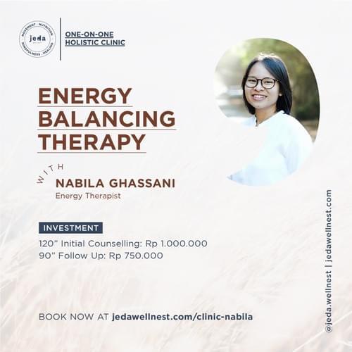 Energy Balancing Therapy