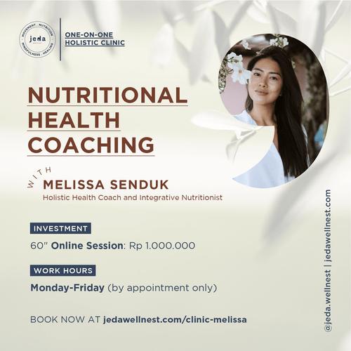 Nutritional Healing Coaching