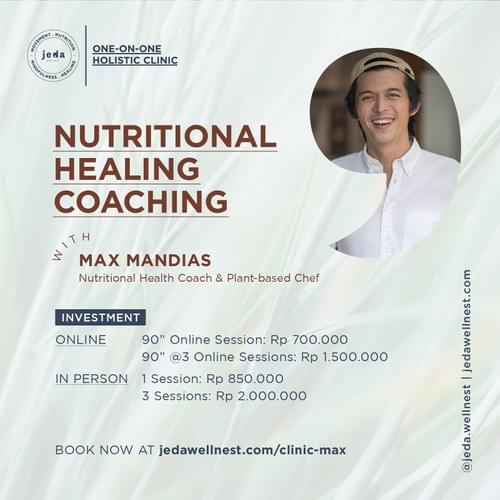 Nutritional Healing Coaching