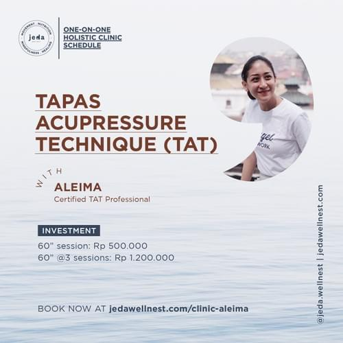 Tapas Acupressure Technique (TAT)
