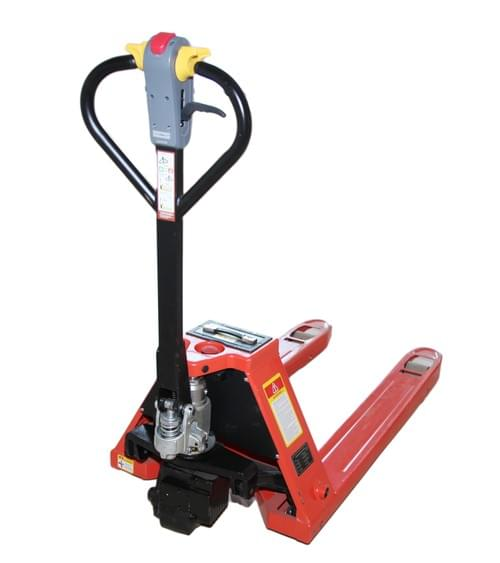 EMOTOR  PPT 18H 4000 LB towing pwoer with Full electric Lithium Pallet Truck